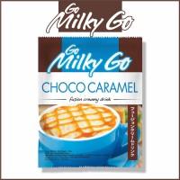 Go Milky Go Choco Caramel