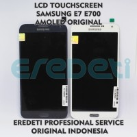 LCD TOUCHSCREEN SAMSUNG E7 E700 AMOLED ORIGINAL KD-002600