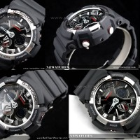 Jam Tangan Pria Merk Casio Gshock Type GA 200 ORI BM Free yes