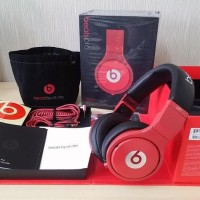 Jual Beats Pro Red-Black With Ct | Lil Wayne | (Oem A++) Promo
