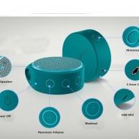 Sale! Original Logitech X100 Portable Bluetooth Speaker Garansi Resmi