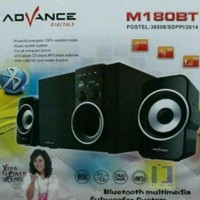 Jual Speaker Bluetooth Advance M180Bt Berkwalitas