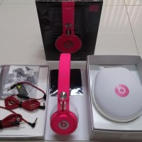 Jual Beats Mixr Headphone - Pink Neon Limited Edition (Oem Quality)