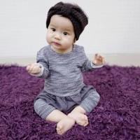 Setelan Baju bayi Import  Korea style Premium