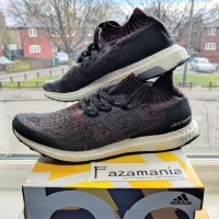 706e8c34ce945 Sepatu Adidas Ultra Boost Uncaged 4.0 Carbon Red