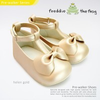 Sepatu Bayi - Baby Shoes | Freddie the Frog | Helen Gold