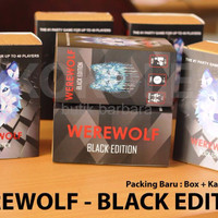PROMO SPECIAL EDITION Werewolf Mafia Card Game 40 Card 22 Roles HOT P