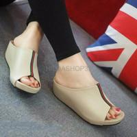 LIMITED EDITION WEN10 Sepatu Sendal Sandal Wedges Boot Boots Kets Hak