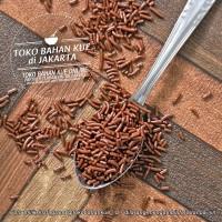 Ceres Coklat Meises Cokelat Tulip Chocorice Topping Hiasan Ropang 250g