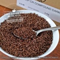 Cokelat Topping Ceres Tulip Chocorice Meises Coklat Meses Murah 1kg