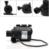 Harga pompa air dc serbaguna utk pendorong ke mesin cuci shower water | Hargalu.com