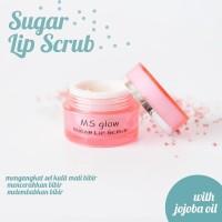 Sugar Lips Scrub By Ms Glow Original Product
