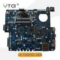 YTAI ASUS K53BE laptop motherboard LA-7325P REV:1.0 onboard CPU DDR3