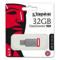 Kingston DataTraveler 50 USB 3.1 32GB - DT50/32GBFR