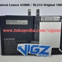 Baterai Battery Lenovo A5000 BL234 Original 100%