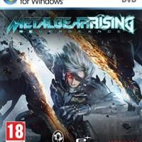 Metal Gear Rising Revengeance (PC Games)