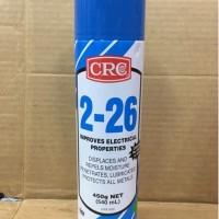 crc 226 crc 226 multipurpose precision lubricant Berkualitas