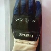 glove sarung tangan kulit yamaha R concept original yamaha app