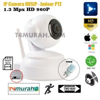 IPCam IP Camera Indoor NVSIP 1,3 MP 960P ONVIF IR Baby Monitoring CCTV