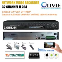 NVR 32 Channel (NVSIP) - Murah, Support ONVIF, P2P, 1080 HDMI