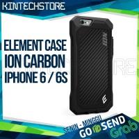 Case iPhone 6 6S ION Element Case Carbon Anti Crack Anti Shock Kuat