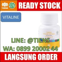 Vitaline Tiens, Obat Pemutih Wajah Alami, Vitamin Mata Minus & Katarak