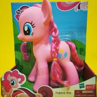 Jual My Little Pony Pinkie Pie tinggi 20cm Original Hasbro / ungu Murah