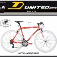 promo UNITED SLICK 71 Road Bike 700 C