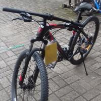 murah Fullbike Sepeda Mtb UNITED DETROIT 100 Alloy Size 175 Wheel 275