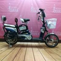 Harga promo sepeda listrik indobike tulip 48v | Pembandingharga.com