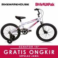 baru SEPEDA BMX 18 SENATOR