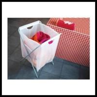 (Termurah!!) Ikea Jall Keranjang Cucian - Laundry Bag - Tempat Baju