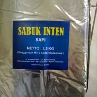 Serbuk Sabuk Inten Nogososro Sapi/ Kambing 2,5 kg