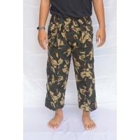 READY STOCK Celana Sirwal Boxer Army/Tentara/Loreng Motif Langka