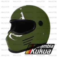 Top 10 Helm Cakil Replika Simpson Super Bandit Army Gringo Karambia