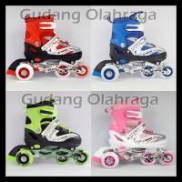 (Promo) Sepatu Roda Bajaj Harga Grosir !! Inline Skate Anak Dan Dewasa 63124db1fc