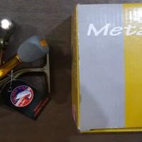 Reel Metanium MT 305 Spining Reel 5bb Alat Pancing Golden Fish