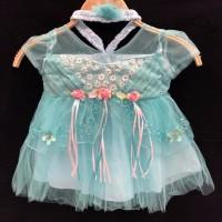 TERBATAS Baju Pesta Anak RV700 Dress Bayi Gaun Tutu Perempuan TERJAMI