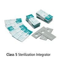 Steam Indicator Class 5 Integrator isi 500 (time, temp, quality)