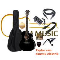 Gitar taylor / gitar akustik taylor custome