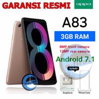 Handphone HP Oppo A83 RAM 3GB ROM 32GB Octa Core A 83 GARANSI RESMI