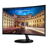 "Monitor Samsung Curved LC24 24F390 24"" Inch LCD LED Monitor HDMI+VGA"