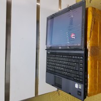 Laptop Hp Compaq  6510b Intel Core 2Duo Wifi DVD Layar 14inci Ram 2gb