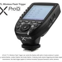 Godox Xpro-O TTL Wireless Flash Trigger For Olympus/Panasonic