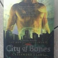 Novel THE MORTAL INSTRUMENTS #1 : CITY OF BONES