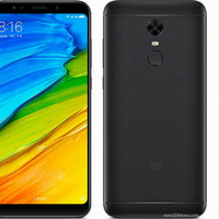 HP XIAOMI REDMI 5 PLUS (xiomi redmi 5 plus) RAM 4/64GB - BLACK