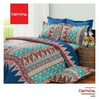 Bed Cover + Sprei Bati Carmina Motif Prungodani