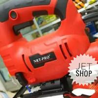 Mesin Gergaji Pemotong Jigsaw NRT PRO JS65HD NORITA Kayu Multiplek