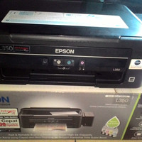 printer epson l350(print,scan,copy)
