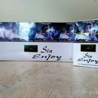 Rokok Herbal SIN ENJOY ( VARIANT KRETEK )